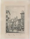 Jacques Freydig (Saint-Gall, vers 1801), Jean DuBois (Genève, 1789 — Mornex, 1849), dessinateur