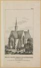 Jean-Daniel Blavignac (Genève, 15/05/1817 — Genève, 21/02/1876), Kübli, lithographe