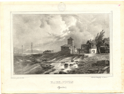 Alexandre Calame (Vevey, 1810 — Menton, 1864), dessinateur, lithographe, Jacques Freydig (Saint-Gall, vers 1801), lithographe
