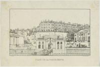Briquet & Dubois (vers 1828), éditeur, Jacques Freydig (Saint-Gall, vers 1801), lithographe, Jean DuBois (Genève, 1789 — Mornex, 1849), dessinateur