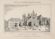 Robert Gardelle (Genève, 09/04/1682 — Genève, 07/03/1766), D. Decor, lithographe, J. Vidonne, dessinateur