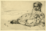 James McNeill Whistler (1834 — 1903)
