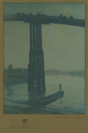James McNeill Whistler (1834 — 1903), Thomas Robert Way (Londres, 1861 — 1913)