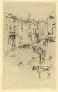 Gazette des Beaux-Arts, éditeur, James McNeill Whistler (1834 — 1903), graveur, Imp. Cadart, imprimeur
