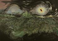 Vignette 4 - Titre : Le potager de Mass (Hommage à John seymour)