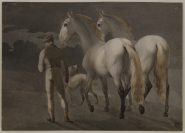 Jacques-Laurent Agasse (Genève, 1767 — Londres, 1849)