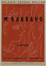 Imprimerie Albert Kundig, imprimeur, Maurice Barraud (Genève, 1889 — Genève, 1954), dessinateur