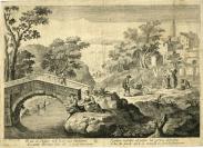 Joseph Wagner (Thalendorf, 1706 — Venise, 1786), graveur, Antonio Diziani (Belluno, 1737 — Venise, 1797)