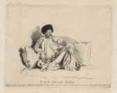 Benoît Audran (1698 — 1772), éditeur, Jean-Etienne Liotard (Genève, 1702 — Genève, 1789), Johann Christoph von Reinsperger (Nuremberg, 1711 — Vienne, 1777), graveur et éditeur, Marguerite Chéreau, éditeur