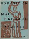 Imprimerie Albert Kundig, imprimeur, Maurice Barraud (Genève, 1889 — Genève, 1954), dessinateur, Athénée