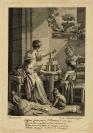 Benoît Audran (1698 — 1772), éditeur, Jean-Michel Liotard (Genève, 1702 — Genève, 1796), François Boucher (Paris, 1703 — Paris, 1770)