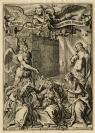 Adriaen Pietersz van de Venne (Delft, 1589 — La Haye, 1662), Daniel van Bremden (1586 — 1663), graveur