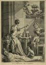 François Boucher (Paris, 1703 — Paris, 1770), Benoît Audran (1698 — 1772), éditeur, Jean-Michel Liotard (Genève, 1702 — Genève, 1796)