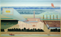 Vignette 4 - Titre : Kugler 360°, façade sud [série