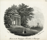 Spengler & Cie, lithographe, Jean DuBois (Genève, 1789 — Mornex, 1849), dessinateur
