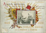 Louis Huguenin, Louise Fueslin-Rigaud (vers 1844 — 29.10.1936), Pricam Fils & Hauser, Wladimir D'Illin (17.01.1863 — Genève, 21.09.1904), Lacroix Fils, Jean-Joseph Temporel (1830), Maurice Andreossi (?, 1866 — ?, 1931), Lacombe & Arlaud, E. A. Wuthrich, éditeur