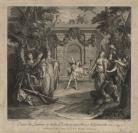 Louis Surugue (Paris, vers 1686 — 1762), éditeur, Charles-Antoine Coypel (Paris, 1694 — Paris, 1752), Louise-Magdeleine Horthemels Cochin (1686 — 1767), graveur