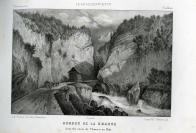 Gabriel Loppé (Montpellier, 02/07/1825 — Paris, 1913), dessinateur, J. Werner, lithographe, J. Perrin, éditeur