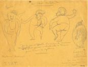 Gustave Adolphe Wendt (Genève, 1869 — Genève, 1945), attribution incertaine