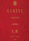 Auguste Jean Henri Magnin (Genève, 13/12/1841 — Genève, 13/03/1903)