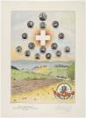 Affiches Atar, Genève, lithographe, L. Riveria, dessinateur