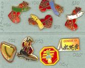 Groupe SIDA Genève, commanditaire, Triathlon de Genève, commanditaire, L'Avenir accordéoniste Chatelaine, commanditaire