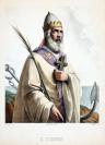 Luigi Rubio (Rome, vers 1800 — Florence, 02.08.1882), peintre, Auguste Ledoux, imprimeur, G. Guglielmi, lithographe
