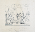 Georges-Pierre-Paul-Joseph Chaix (Madrid, 1784 — Mornex, 1834), Tattegrain, imprimeur, Dunant libraire, éditeur