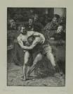 Armand Cacheux (Genève, 1868 — Bernex/GE, 1965), graveur, Jean Alexandre Joseph Falguière (Toulouse, 1831 — Paris, 1900)