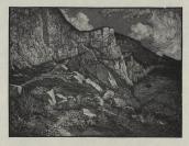 Paul Joseph Leyat (Rue, 1870 — France, 1955), graveur, Alfred Louis Martin (Mauriac, 1839 — Genève, 1903)