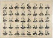 Pierre Petit (Aups (Var), 1831 — Paris, 1909), photographe, Marius, photographe, Walckman, photographe, Nadar, photographe, Fortuné-Louis Méaulle (1844), graveur, Henri Meyer, dessinateur, A. Liébert, photographe, Mulnier, photographe, Eugène Pirou