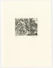 Cabinet des estampes, Genève, éditeur, Kupferdruckatelier Peter Kneubühler, Zürich, imprimeur, Martin Disler (Seewen, 1949 — Genève, 1996)