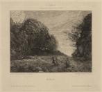 Charles Amand-Durand (Paris, 1831 — Cheny, 1904), imprimeur, graveur, Jean-Baptiste Camille Corot (Paris, 1796 — Ville-d'Avray, 1875), Alfred Robaut (Douai, 1830 — Fontenay-sous-Bois, 1909), dessinateur