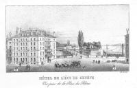 Charles Gruaz (1807 — 1867), lithographe