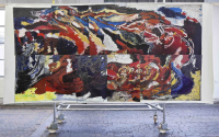 Vignette 2 - Titre : Waste Session (Karel Appel nightmare)