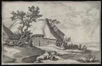 Abraham Bloemaert (Gorinchem, 1566 — Utrecht, 1651), Boetius Adams Bolswert (Bolsward (Friesland), 1580 — Anvers, 1633), Frederik Bloemaert (1616 — 1690), graveur
