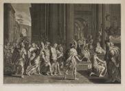 Eustache Le Sueur (Paris, 1617 — Paris, 1655), Laurent Cars (Lyon, 1699 — Paris, 1771), graveur