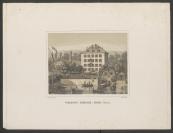 Auguste Ledoux, imprimeur, Stecher, graveur