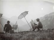 Auguste Baud-Bovy (Genève, 13/02/1848 — Davos, 03/06/1899), producteur du fonds