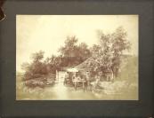 Meindert Hobbema (Amsterdam, 1638 — Amsterdam, 1709), François Frédéric dit Fred Boissonnas (Genève, 18/06/1858 — Genève, 17/10/1946), photographe