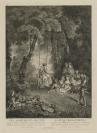 Louis Surugue (Paris, vers 1686 — 1762), éditeur, François Joullain (1697 — Paris, 1778), graveur, Jean-Antoine Watteau (Valenciennes, 1684 — Nogent-sur-Marne, Paris, 1721), Marguerite Chéreau, éditeur