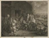 Charles Benazech (1767 — Londres, 1794), François-Robert Ingouf, le jeune (1747 — 1812), graveur