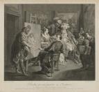 Louis Surugue (Paris, vers 1686 — 1762), éditeur, Carle van Loo (Nice, 1705 — Paris, 1765), Bernard Lépicié (Paris, 1698 — Paris, 1755), graveur et éditeur