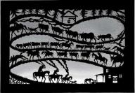Vignette 3 - Titre : Les Cowboys et les Indiens