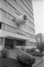 Christian Murat (Carouge / Rue de Lancy, 31/01/1933 — 18/08/2013), photographe, Marcel Lachat, architecte