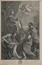 Guido Reni (Bologne, 1575 — Bologne, 1642), Pierre-Louis Surugue (1716 — 1772), graveur, Charles-François Hutin (1715 — 1776), dessinateur