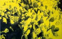 Vignette 2 - Titre : La vie en jaune IV