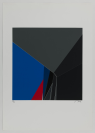 Albin Uldry, Hinterkappelen, Jean Baier (Genève/Suisse, 1932 — Genève/Suisse, 1999), auteur, Galerie Palette, Zürich (1949 — 1983)