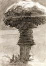 Vignette 2 - Titre : Champignons nucléaires