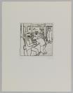 Galerie & Edition Stähli, éditeur, Kupferdruckatelier Peter Kneubühler, Zürich, imprimeur, Hans Schärer (Berne, 1927 — St. Niklausen, 1997)